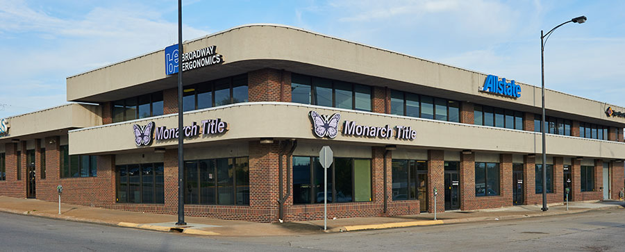 Monarch Title Company - Columbia MO - Exterior Building