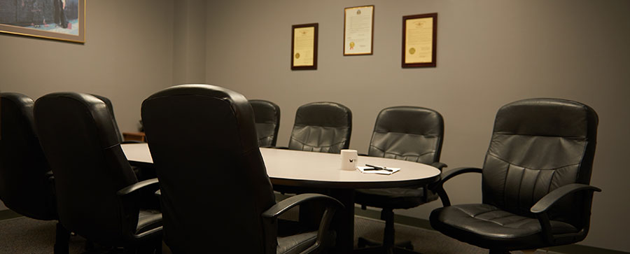 Conference room - Monarch Title