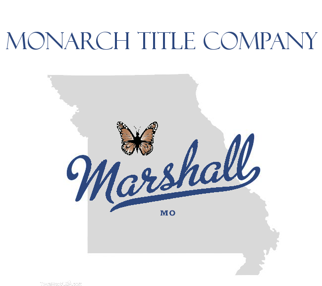 Monarch Title Company Marshall Missouri Office