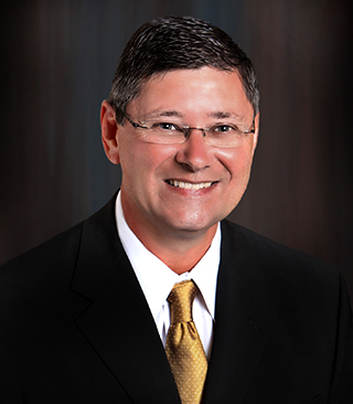 Chuck Bowman, President, Monarch Title Company Columbia, Missouri