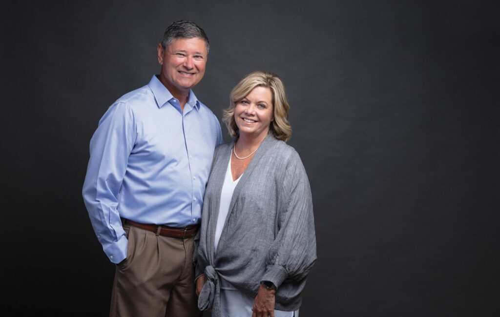 Chuck and Pam Bowman